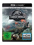 Jurassic World: Das gefallene Königreich  (4K Ultra HD) (+ Blu-ray 2D) [Alemania] [Blu-ray]