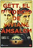 Gett: El divorcio de Viviane Amsalem [DVD]