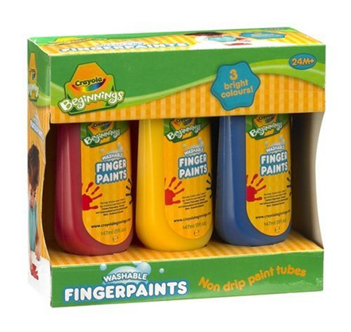 Crayola Fingerfarben Mini Kids