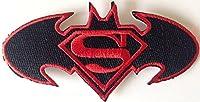Toppa termoadesive SuperBatman 8,5 cm