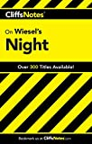 CliffsNotesTM on Wiesel′s Night (Cliffsnotes Literature Guides)