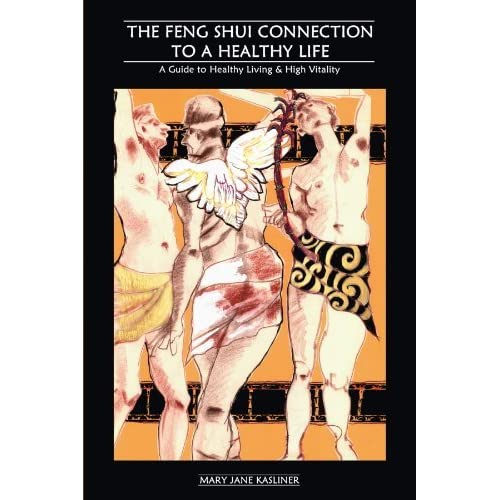 The Feng Shui Connection To A Healthy Life: A Guide To Healthy Living & High Vitality by Mary Jane Kasliner (2007-08-21)