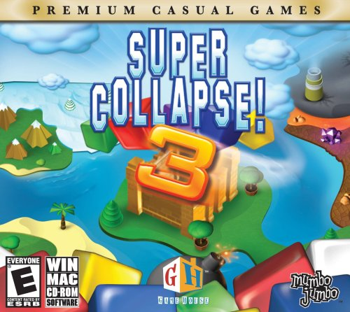 Super Collapse 3 JC - PC by Mumbo Jumbo (Super Collapse Pc)