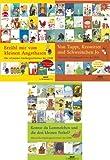 3 Bände mit insgesamt 72 Kindergeschichten der DDR im Set - Erzähl mir vom kleinen Angsthasen + Von Tuppi, Krawitter und Schweinchen Jo + Kennst du Lommelchen und die drei kleinen Ferkel?
