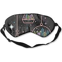 Comfortable Sleep Eyes Masks Space Planet Pattern Sleeping Mask For Travelling, Night Noon Nap, Mediation Or Yoga preisvergleich bei billige-tabletten.eu