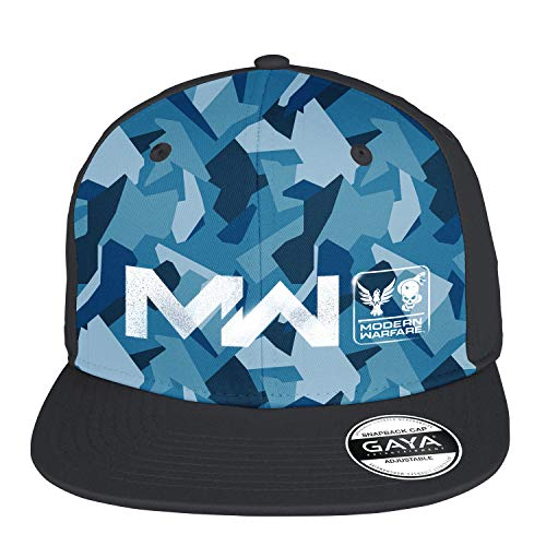 "Call of Duty Modern Warfare ""Logo"" Snapback-Blue"