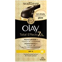 Olay Total Effects 7-in-1 Touch of Sunshine Moisturiser (50ml)