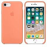 2018 estate ultima custodia in silicone per iPhone 7/8 (iPhone 7/8, Pesca)