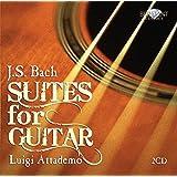 Bach: Suiten für Gitarre