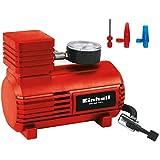 Einhell cc-ac 12V Kompressor für Auto, Gleichstrom 12V, Druck 18bar, rot