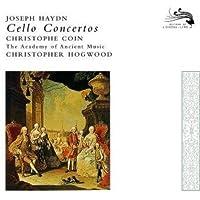 Haydn: Cello Concertos - Haydn Cello Concertos