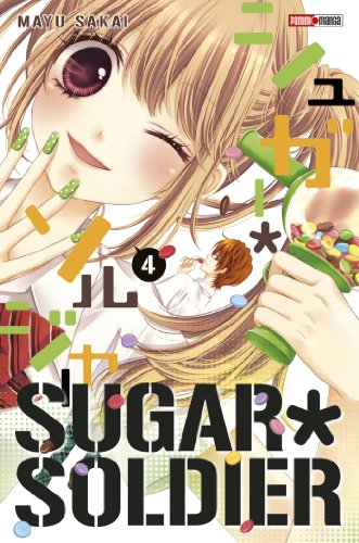 Sugar Soldier Edition simple Tome 4