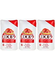 Dop - Douche Crème Douceurs d'Enfance au Parfum de la Tartelette aux Fraises - 250 ml - Lot de 3