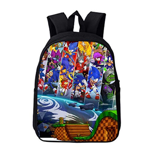 ucksack für Kinder,Anime Cartoon Muster Rucksack Mädchen Junge,Karikatur Drucken Grundschule Schultasche Rucksäcke Daypacks Backpack Große Kapazität Tasche Sale (29,16 Zoll) ()