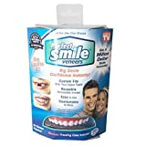 Whitening Zink Aufkleber Silikon Simulation Zähne Zahnaufhellung Klammern Falsche Zahn 1 Satz