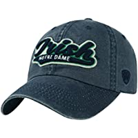 buy popular 12c77 70cc7 Top of the World Notre Dame Fighting Irish NCAA Park Garment Washed Slouch  Hat