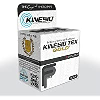 Dittmann Kinesiologie Tape 5m x 5cm Schwarz preisvergleich bei billige-tabletten.eu