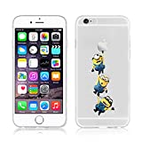 Generic M41 Luxurious Printed high quality Minion despicable me back case cover for iPhone 6 // iPhone 6s