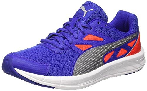 Puma Sneaker Driver pour fitness pour femme Royal Blue/Argento/Red Blast