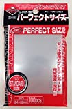 5x KMC Perfect Size Perfect Fits Pro-Fit Card Sleeves Guard Protector...