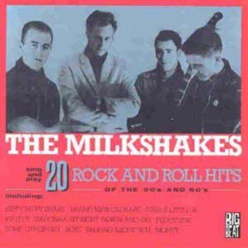 20 Rock & Roll Hits of the 50's & 60's [Vinyl] by MILKSHAKES