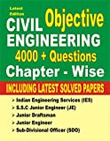Civil Engineering Objective: 4000 + Questions 2019