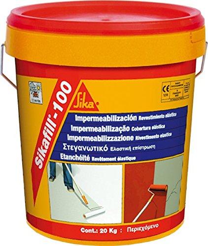sika-sikafill-100-revestimiento-acrilico-gris-bote-20kg