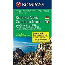 Corsica North 2250 GPS 3-Set kompass +AG D/F