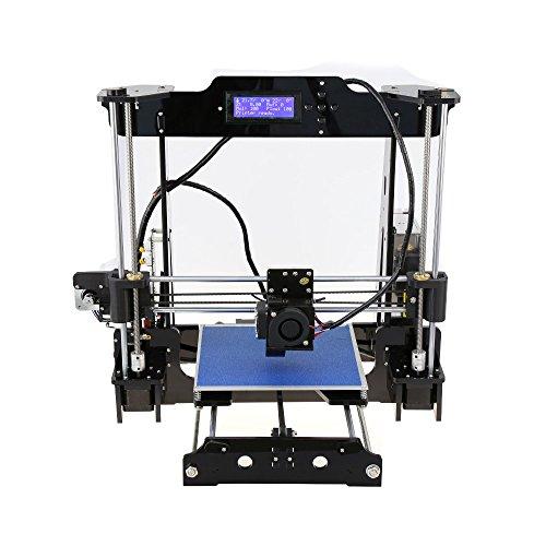 Impresora 3D Pantalla LCD Tarjeta Montar Botiquín Self Assembly DIY R