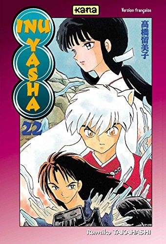 Inu Yasha Vol.22 par TAKAHASHI Rumiko