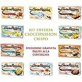 CONFETTI CRISPO | Offerta per Confettate o Bomboniere | CIOCOPASSION 50+ GUSTI A SCELTA | 5 Kg