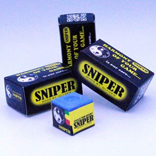 Sniper Chalk Billard Kreide