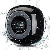 VTIN Mini Bluetooth 4.0 Lautsprecher mit FM Radio und Mikrofon