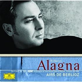 Roberto Alagna Airs de Berlioz