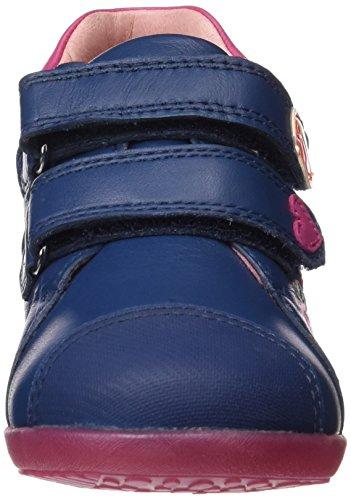 Agatha Ruiz de la Prada 161902, Bottes de moto bébé garçon Bleu - Jeans (Sauvage)