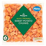 Morrisons Frozen Sweet Potato Chunks, 600g (Frozen)
