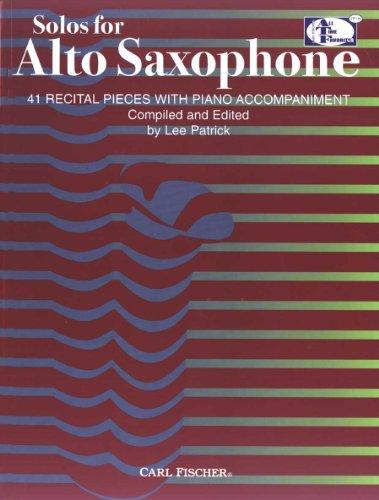 Solos for Alto Saxophone Saxophone