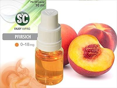 SC E-Zigaretten Liquids viele verschiedene Sorten in Zero - ohne Nikotin von SC