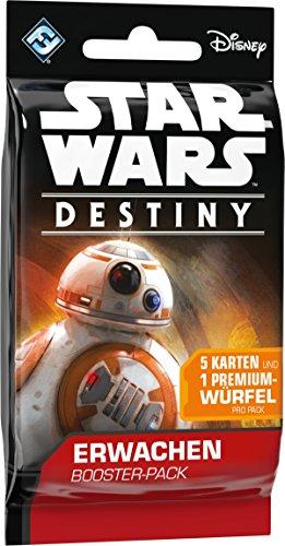 Star Wars: Destiny - Erwachen Booster DEUTSCH