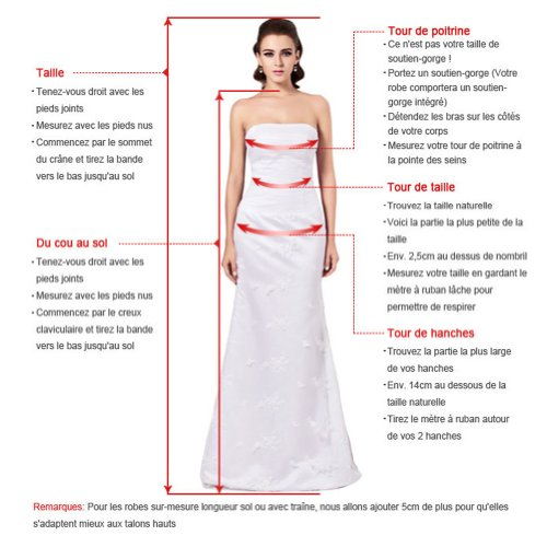 Sunvary da donna in simil Chiffon, motivo: pantaloncini da Cocktail Party Homecoming Gowns White