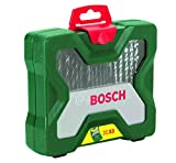 Bosch Home and Garden 2607019325 Set Misto di Accessori, Green
