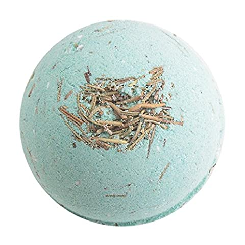 OVERMAL Organe De Sels De Bain En Mer Profonde Huile Essentielle De Perle De Bain Bain Moussant Bombes Ballon Naturel-Thé vert