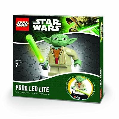 Universal Trends IQ50772 - LEGO Star Wars - Yoda LED Nachtlicht von Universal Trends auf Lampenhans.de