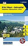Deutschland Outdoorkarte 34 Eifel West, Schneifel 1 : 35.000: Hellenthal-Blankenheim-Prüm. Wanderwege, Radwanderwege, Nordic Walking (Kümmerly+Frey Outdoorkarten Deutschland) -