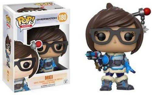Overwatch - Mei figura de vinilo (Funko 13085)