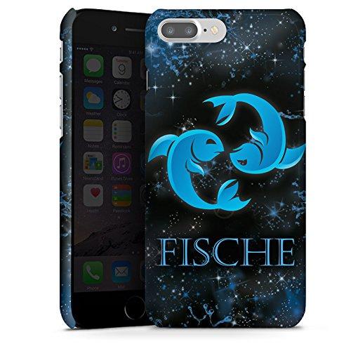 Apple iPhone X Silikon Hülle Case Schutzhülle Sternzeichen Fische Astrologie Premium Case glänzend