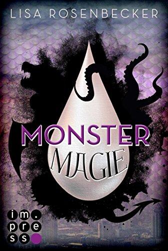 Buchseite und Rezensionen zu 'Monstermagie' von Lisa Rosenbecker