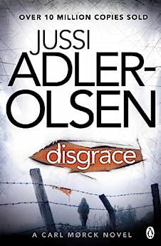 Disgrace par [Adler-Olsen, Jussi]