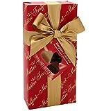 Belgische Herzpralinen Valentinstag in Geschenkverpackung, 1er Pack (1 x 100g)