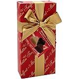 Chocolates Belgas en Forma de Corazón con envoltura de regalos, 100g